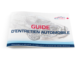 Guide d'entretien automobile