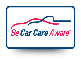 Be Car Care Aware Name Patch